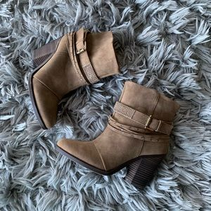New Unionbay Ankle Booties
